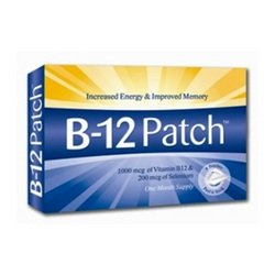 B12 Patch By Vita Sciences
