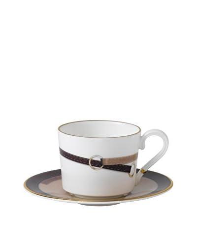Wedgwood Equestria Teacup & Saucer Set
