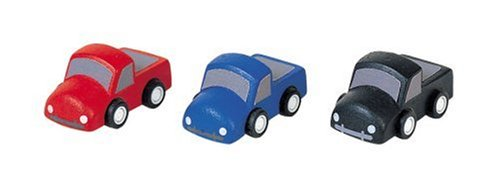 Plan Toys 60221 Mini Trucks