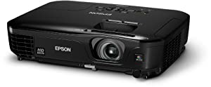 Epson EH TW 480 Vidéoprojecteur Homecinema Tri LCD 2800 lumens VGA/HDMI/USB 2 watts Noir