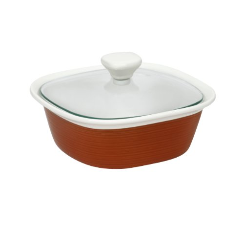 CorningWare Etch...1 Quart Baking Dish Dimensions