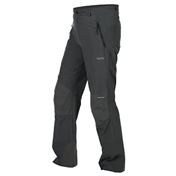 Pantalon de randonnée Homme ALPINE Anthracite taille 38