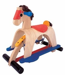 Lusitano Rocking Horse by Plan Toys - Buy Lusitano Rocking Horse by Plan Toys - Purchase Lusitano Rocking Horse by Plan Toys (Plan Toys, Toys & Games,Categories)