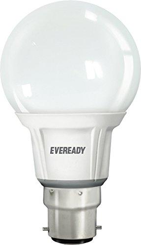 Eveready Base B22D 7-Watt LED Bulb (Cool Day Light)