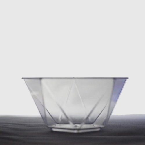Clear pentagon Miniature 20 Count (Miniature Punch Bowl compare prices)
