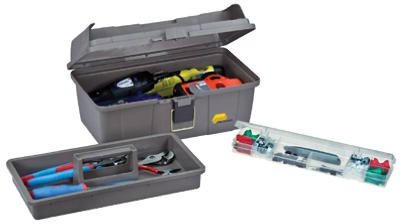 Plano 452-006 Grab-N-Go 16-Inch Tool Box with Tray