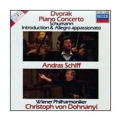 Dvorak/Schumann;Piano Conce
