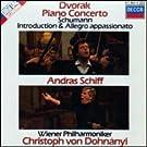 Dvorak : Piano concerto / Schumann : Introduction & Allegro