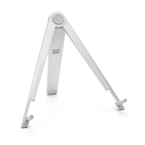 Twelve South Compass, Portable Stand for 1st, 2nd, 3rd, and 4th Generation iPad-Silver(12-1106)