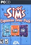 The Sims Expansion Three-Pack Vol 1