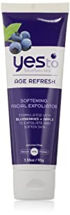 Yes To Blueberries Softening Facial Exfoliator 3.38 Ounce