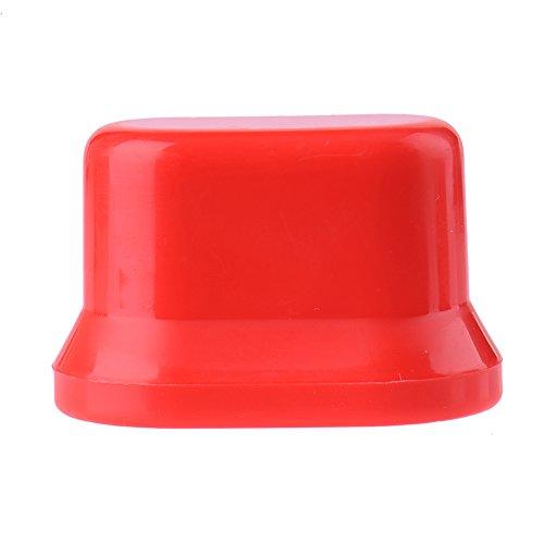 Full Lip Plump Natur Pout Enhancer Gerät, mit Saugnapf, bis die Lippen, rot, xl
