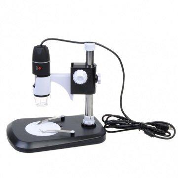 2Mp 40X-800X 8 Led Usb Digital Microscope Endoscope Camera Magnifier