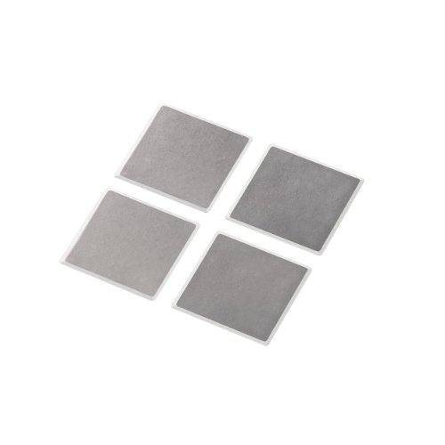 ELECOM ノートパソコン用冷却パッド -16.4インチワイドサイズ対応 4枚入り SX-PD164