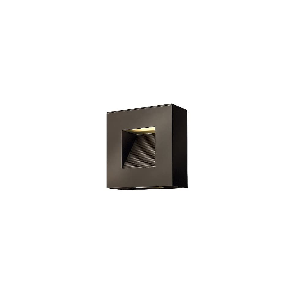 Luna Square Outdoor Wall Sconce by Hinkley Lighting