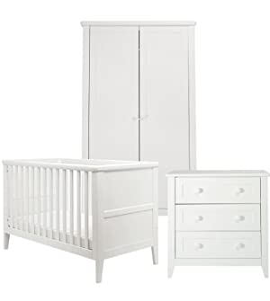 Mothercare Whitehaven 3-piece collection nursery