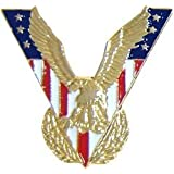 Victory Eagle Lapel Pin or Hat Pin