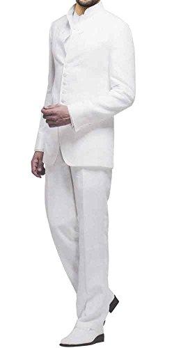 INMONARCH -  Smoking  - Uomo White S