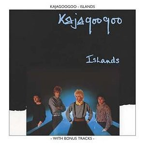 Islands (1984) by Kajagoogoo CD Album