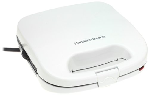 Hamilton Beach 26290 Meal Maker Waffle Baker & Sandwich Griddle