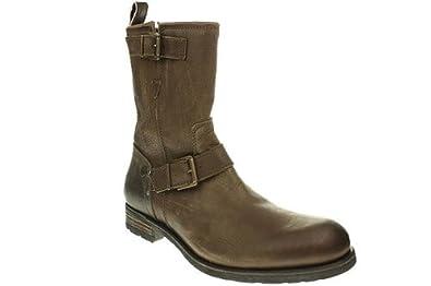 tommy hilfiger darryl 5b herren stiefel biker boots. Black Bedroom Furniture Sets. Home Design Ideas