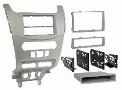 Gray Metra 99-9501G Single or Double DIN Installation Dash Kit for 2002-2007 Jaguar X-Type or 2003-2006 Jaguar S-Type