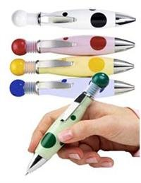 Bright Polka Dot Pens Party Supplies