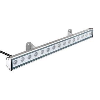 power led leiste farbwechsel rgb aluminium ip65 flach. Black Bedroom Furniture Sets. Home Design Ideas