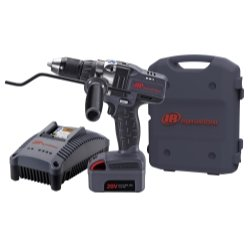 """Ingersoll Rand (Irtd5140-K1) Iqv20 1/2"""" Drive Cordless Drill Kit With 1 Battery"""