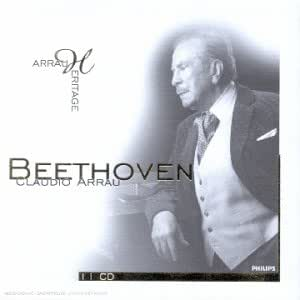 Claudio Arrau plays Beethoven (Coffret 11 CD)