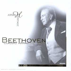 Beethoven - Intégrale des sonates (Arrau Eritage)