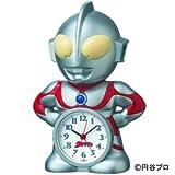 セイコークロック ウルトラマン 目覚まし時計 おしゃべりアラーム JF336A