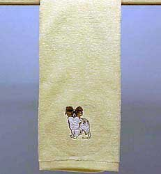 Hand Towel: Papillon