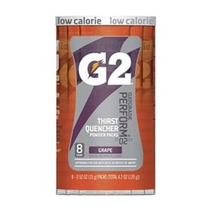 Sports Drink Mix, Grape, Pk8