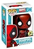 Funko Pop! SDCC 2013 Exclusive - Vinyl Figure - DEADPOOL (Metallic - 4.5 inch)