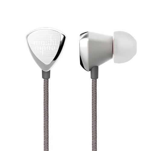 Moshi Vortex Pro In-Ear Headphones für Apple iPhone/iPod/iPad silber