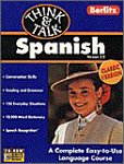 Product B00002S92X - Product title Berlitz Think and Talk Spanish
