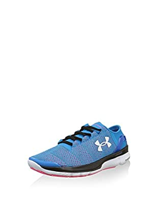 Under Armour Zapatillas Deportivas W Speedform Conquer (Azul / Blanco)