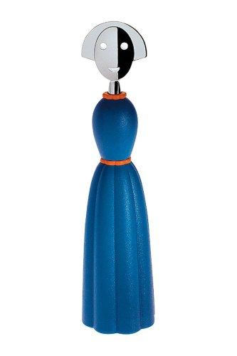 A di Alessi Anna Pepper Pepper Mill, Blue, (AAM04 AZ)