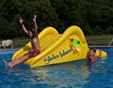 Slider Island blow up Water Slide