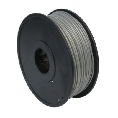 MatterHackers Silver PLA Filament - 3.00mm