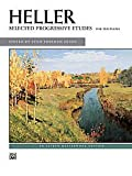 img - for Heller Selected Progressive Etudes book / textbook / text book