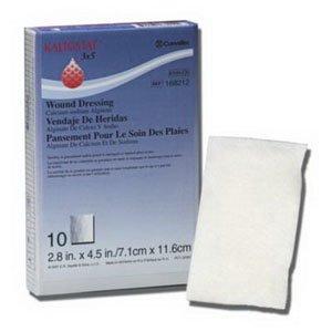 """Kaltostat Calcium Sodium Alginate Dressing 6"""" X 9-1/2"""" [Box Of 10]"""