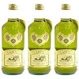 Frantoio Barbera, Extra Virgin Olive Oil, 16.9 Ounce (500 ml) Bottle 3-pack