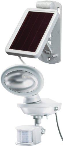 Brennenstuhl Lampada solare per esterno a LED SOL 14 plus IP 44 - bianco