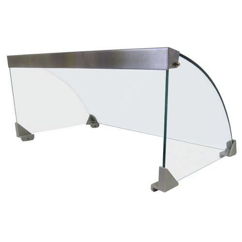 Roller Dog Roller Dog Rdb24Ss-Sg Commercial 24 Hot Dog Roller Glass Protective Guard, Glass