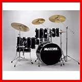 MX-116CST MAXTONE(マックストーン) ドラムセット BLK