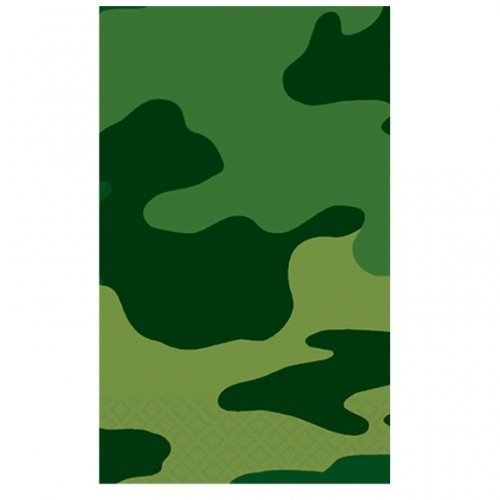 Camouflage Tablecover - 1