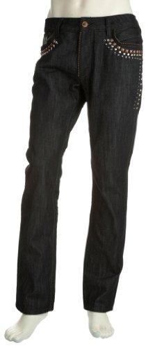 Antik Denim Men's HAM1091008 Straight Jeans blue 30W x 32L