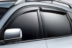 2012-2013 Nissan Rogue Side Window Deflector